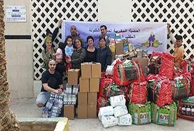 Collecte 2016 Taroudant et Agadir – 4095€ et 800kg