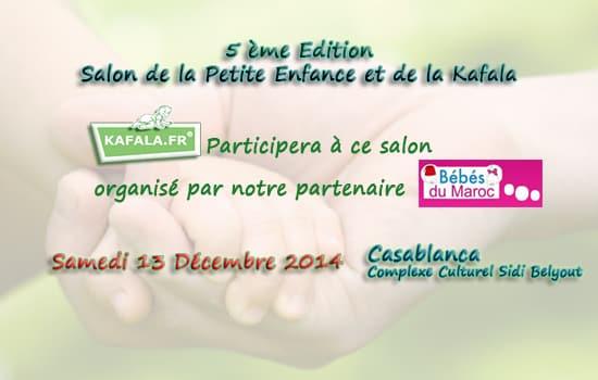5 ème Edition du Salon de la Petite Enfance et de la Kafala
