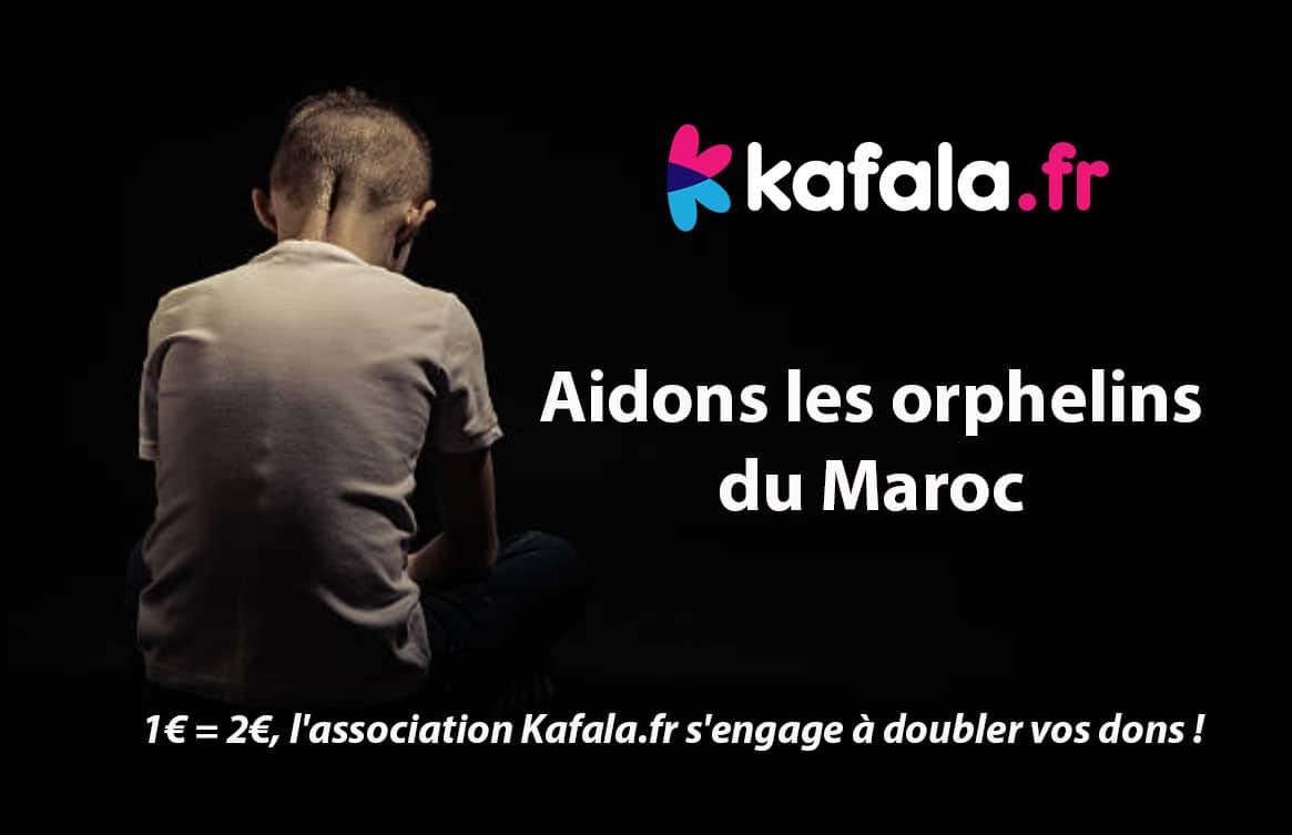 Aidons les orphelins du Maroc